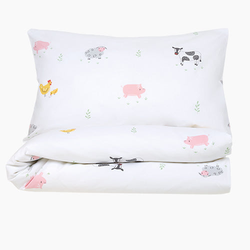 On the Farm Bedding Set - Toddler/Cot Bed