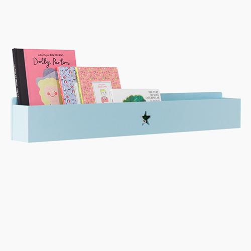 Star Book Ledge, Sky Blue
