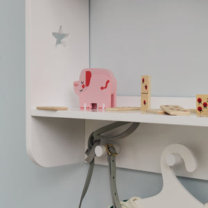 Star Bright Shelves with Hooks - Landscape