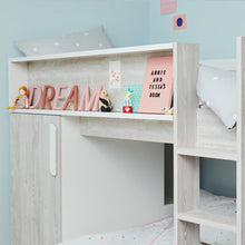 Nimbus Bunk Bed, L-Shaped Style