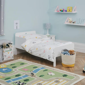 Star Bright Toddler Bed