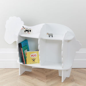 Baa Baa Sheep Bookcase