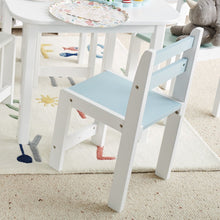 Pied Piper Toddler Chair, Sky Blue