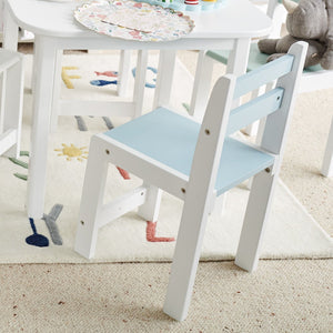 Toddler Chair, Sky Blue