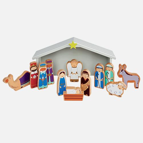Bethlehem Nativity Set
