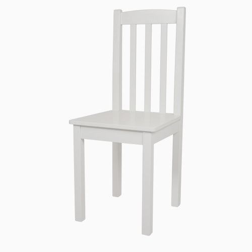 Nelson Desk Chair, White