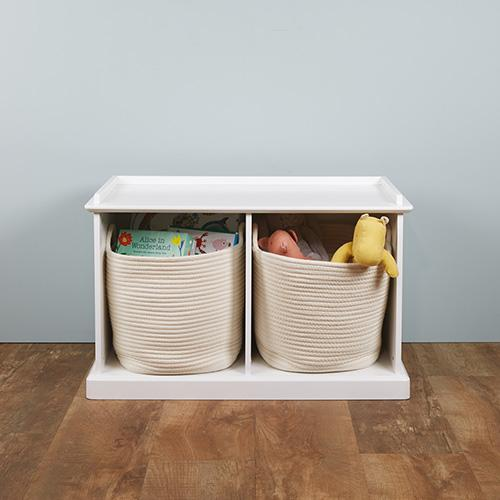 Abbeville Small Storage Bench
