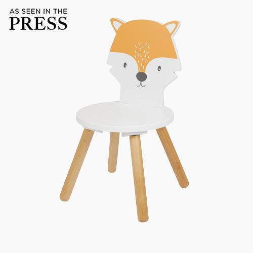 Animal Toddler Chair,  Fox