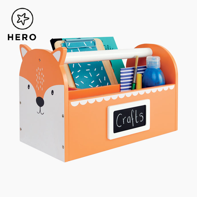 Carry Caddy, Fox