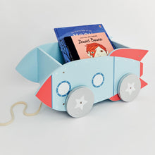 Book Cart, Rocket