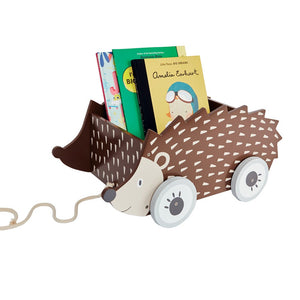 Book Cart, Hedgehog
