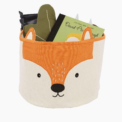Storage Basket, Fox
