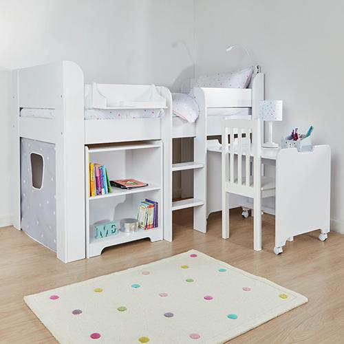 Paddington Mid Sleeper Bed Set