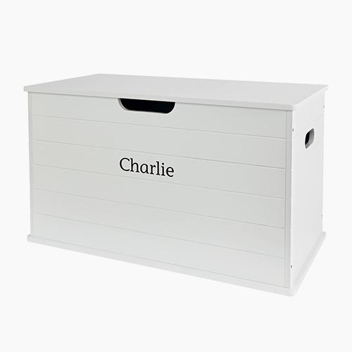 Personalised Classic Toy Box