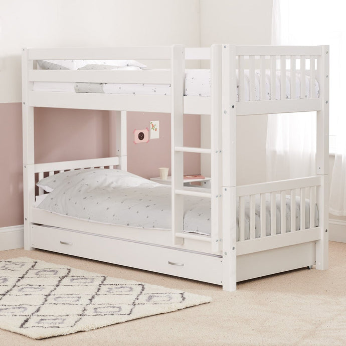 Griffin Bunk Bed & Underbed Truckle