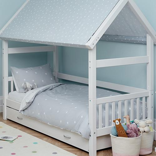 Griffin Canopy Day Bed & Underbed Truckle