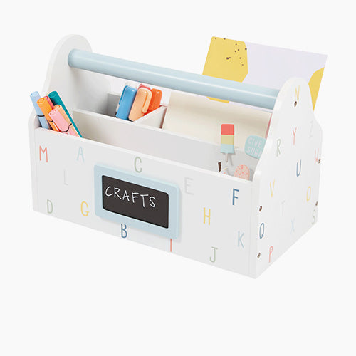 Carry Caddy, Alphabet
