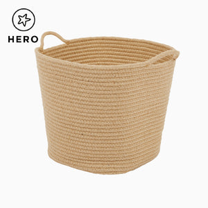 Rope Storage Basket, Natural