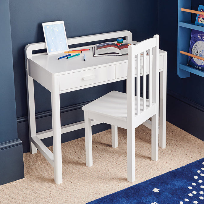Hamilton Desk with Upstand