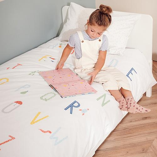 Alphabet Bedding Set - Single