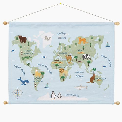Wall Hanging, Around the World
