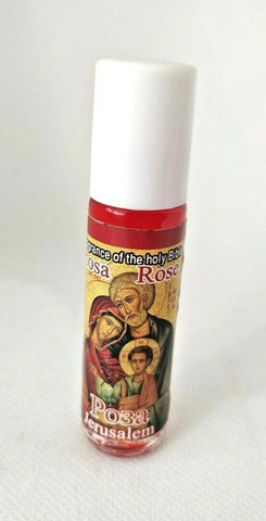 Mary Magdalena 100% Rose Nard 10 ml Anointing Oil from Jerusalem, Holy Land