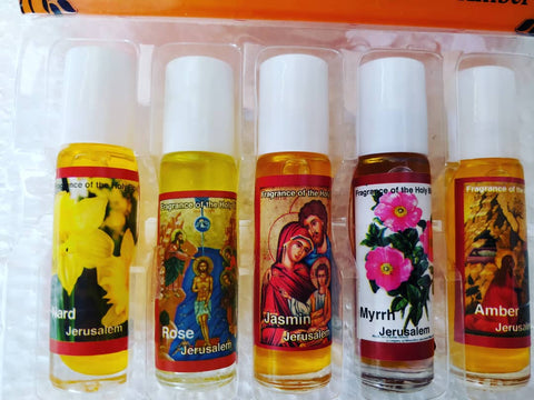 Fragrances Of the Holy Land