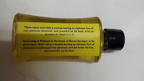 Mary Magdalena 100% Nard Anointing Oil from Jerusalem the