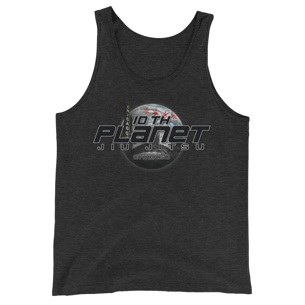 10th Planet Chicago Unisex Tank Top