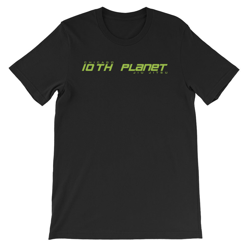 10th Planet Chicago, Text Logo