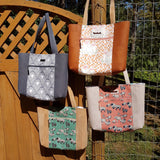 Tote Bag Coral Sheep