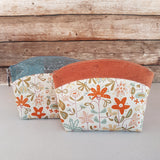 Makeup Bag Chestnut Cork