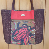 Tote bag Octopus