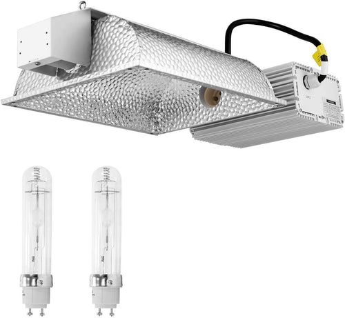 SunStream 630W Double Bulb CMH Grow Light System Include Bulb