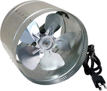 Load image into Gallery viewer, SUNSTREAM Duct Booster Fan 100 CFM, Extreme Low Noise