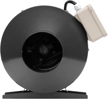 Load image into Gallery viewer, SunStream Duct inline Fan Vent Blower for HVAC Exhaust and Intake, Grounded Power Cord