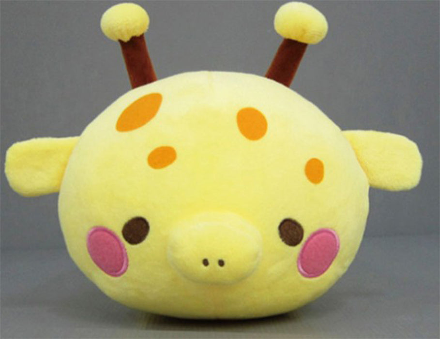 "Giraffe Laying Down 22"" Prime Plush"