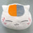 Natsume's Book of Friends Nyanko Sensei Plush Zipped Pouch