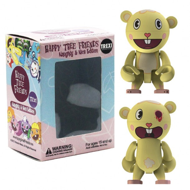 Happy Tree Friends Trexi Figures
