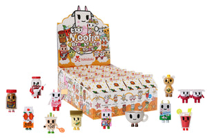 Tokidoki Moofia Breakfast Besties Blind Box Figures