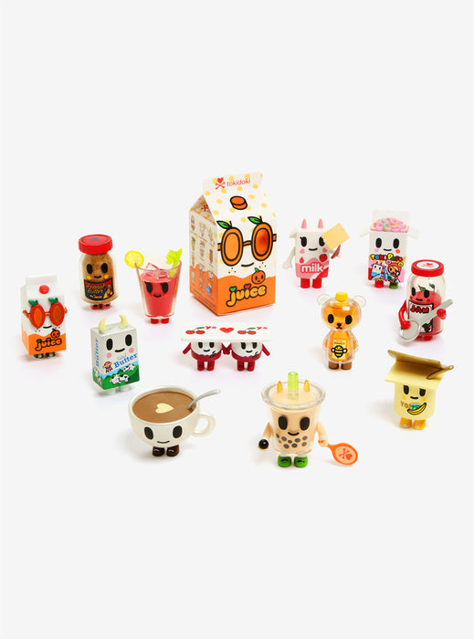 Tokidoki Moofia Breakfast Besties Blind Box Figures (24 Figures per Case)