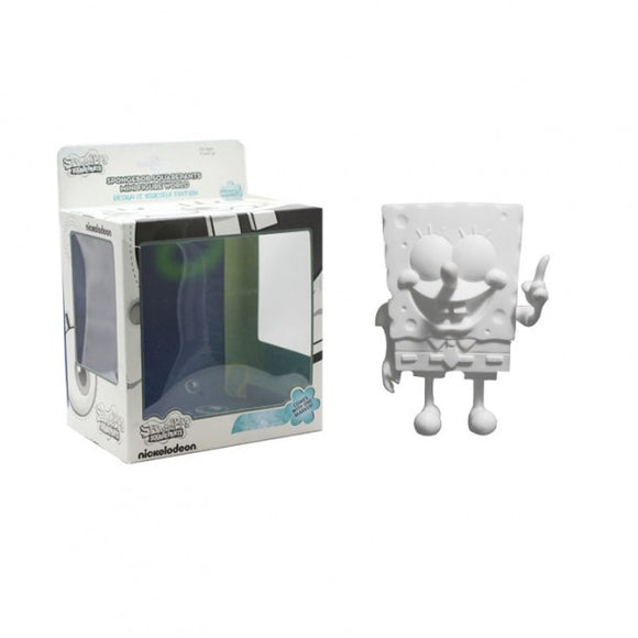 Spongebob Squarepants Mini Figure World - Design It Yourself (Wave 1) - Spongebob Pointing