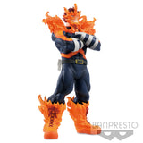 My Hero Academia Ages of Heroes Endeavor Figure