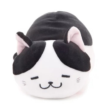Hige Manjyu Mankeki-Neko (Black) Cat Plush
