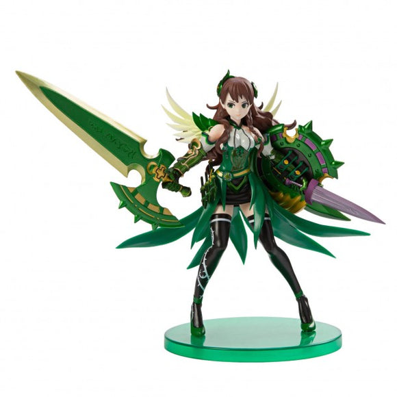 Puzzle & Dragons Thorned Guardian Graceful Valkyrie Figure Collection Vol.07