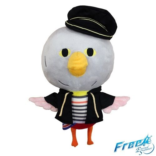 Free Eternal Summer Iwatobi chan big  plush