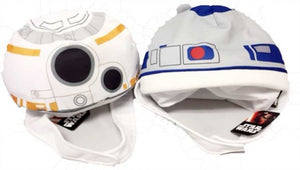 Sega Star Wars The Force Awakens Youth Hat R2-D2 & BB-8