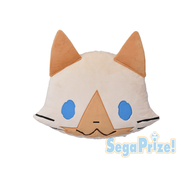 Monster Hunter XX - Airou Face Cushion