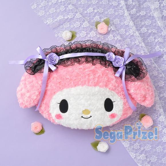 My Melody Mega Jumbo Gothic Lolita Cushion