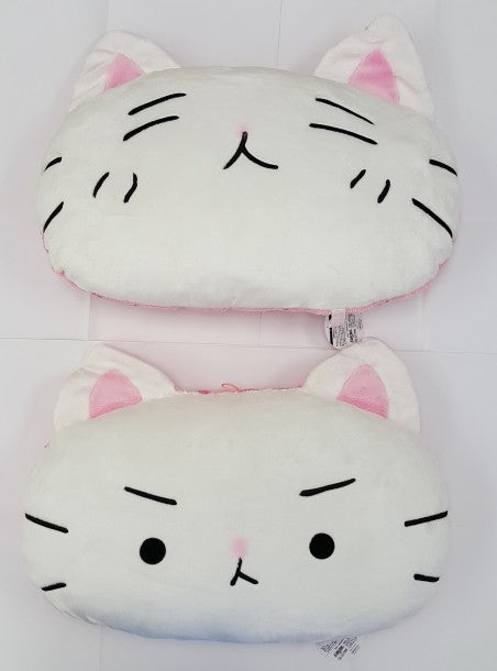 Eikoh Mitaro Baseball Cat Large Deluxe Cushion